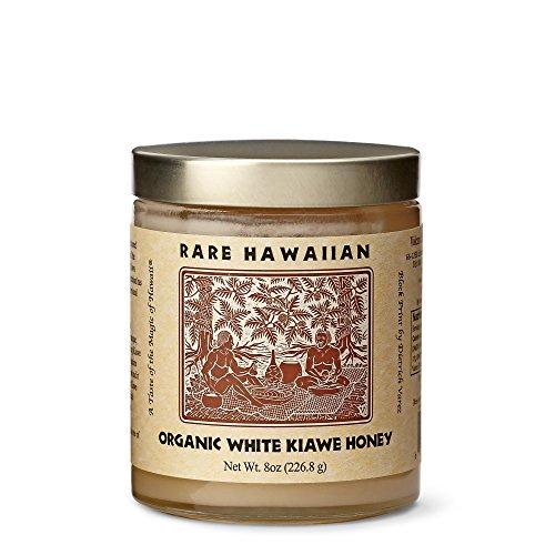 Rare Hawaiian Organic Kiawe Honey