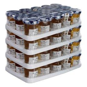 Bonne Maman Mini Preserves – Honey – 1oz (60 count)