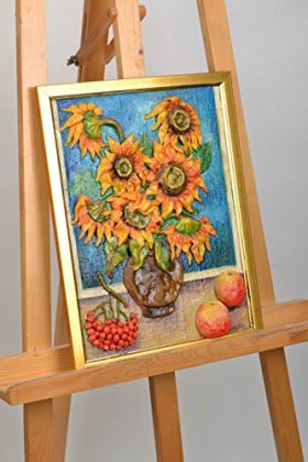 "Panel ""Sunflowers"""
