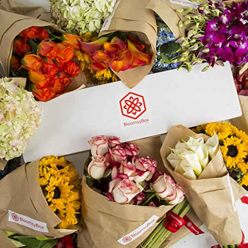 Flowers of the Month Subscription -12 Months