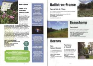 Article Digitalis - De Parcs en Jardins 2015 - Val d'Oise