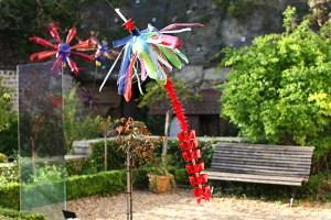 Flowers of Change de Pierre Estève, exposition à la maison du docteur Gachet
