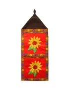 2 pocket sunflowers 202  $35