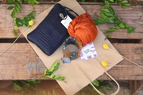 Orange & Awesomness Gift Bag
