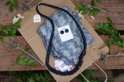 Blue & Deep Gift Bag