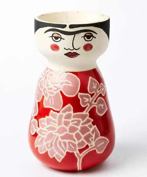 Jones& Co Rosy Frida Vase
