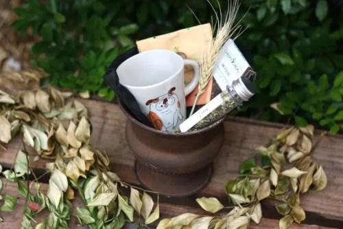 Rustic Gift Pot