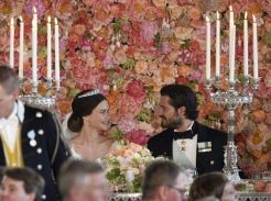 Sweden's Prince Carl Philip