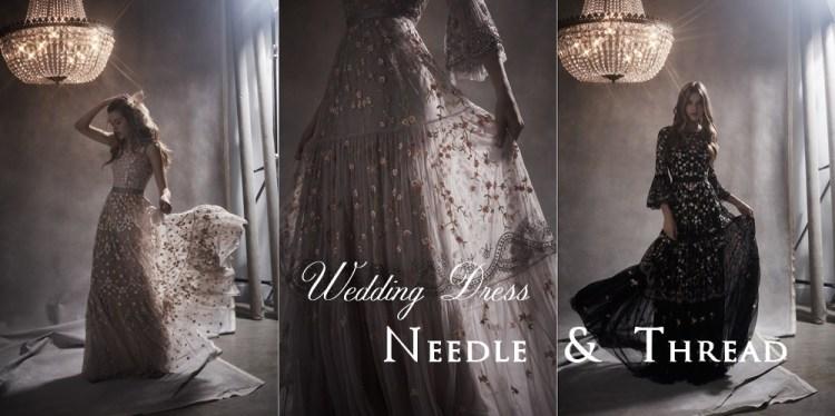 【婚紗】英國 needle & thread 2017新娘系列