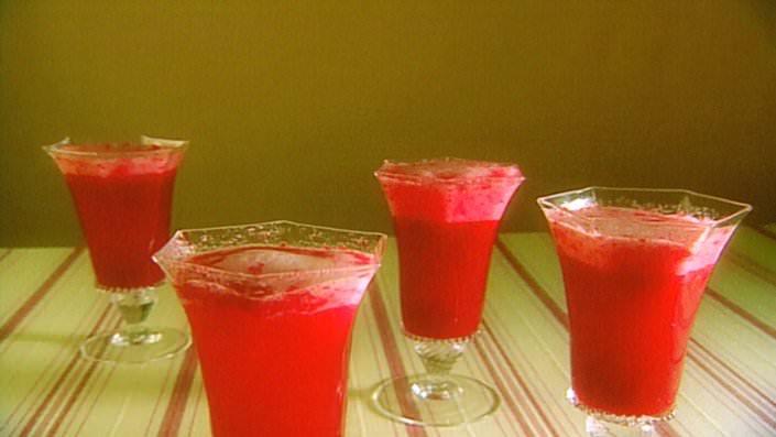 【食譜】Raspberry Bellini覆盆子貝里尼