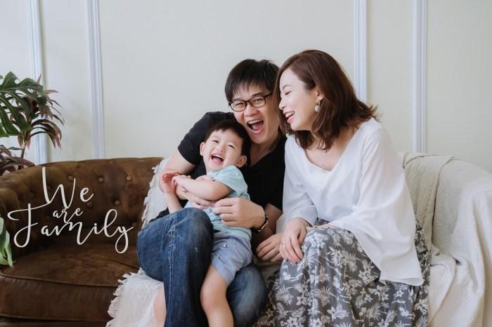 【親子寫真】小清新風,真實自然的幸福全家福 by CJ PAPA西街阿爸&Uncle Hippo河馬叔叔