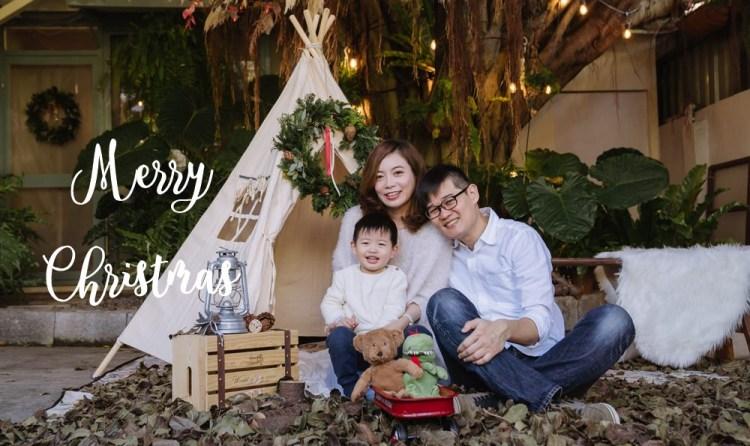 【親子寫真】我們的聖誕節主題全家福 by CJ PAPA西街阿爸&Uncle Hippo河馬叔叔