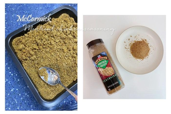 【奇怪的知識增加了】COSTCO賣的McCormick味好美蒙特婁雞肉調味粉,受潮結塊也能起死回生!