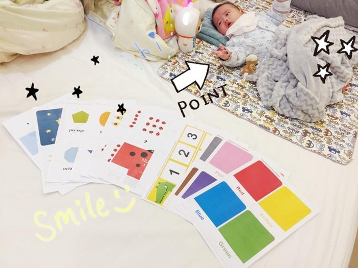 【育兒省錢DIY】自己製作寶寶認知圖卡/閃卡/字卡(含可愛圖片下載連結)