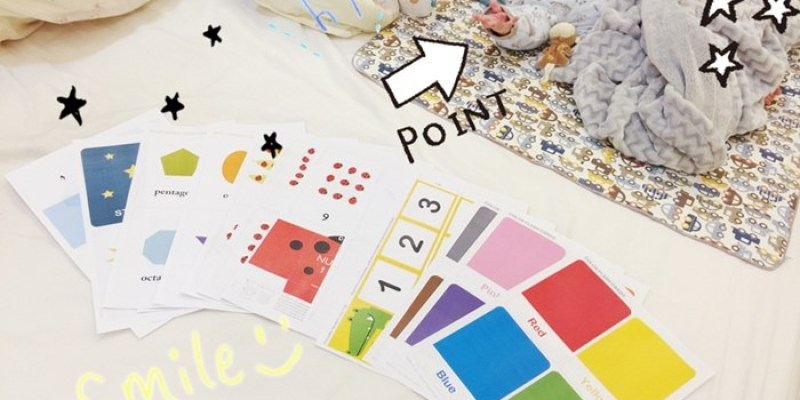 【育兒省錢DIY】自己製作寶寶認知圖卡/閃卡/字卡(含可愛圖片下載)