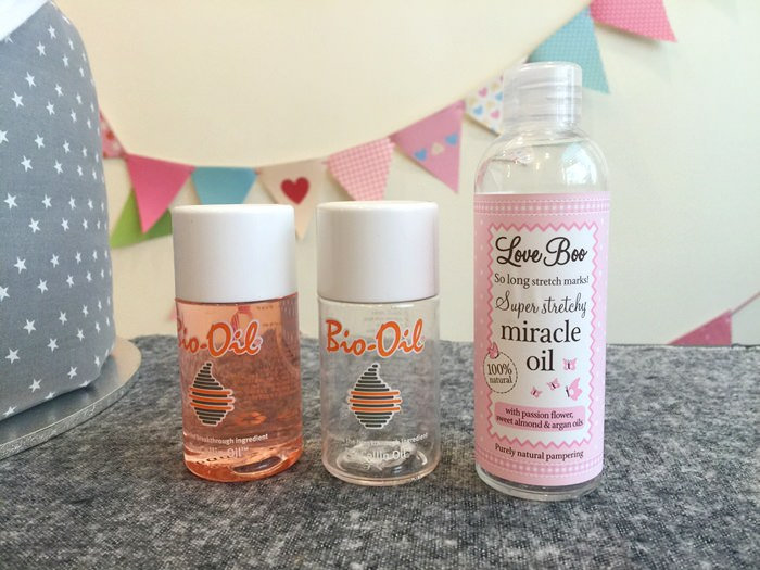 【孕婦日記】妊娠油怎麼擦? Bio Oil與Love Boo Miracle Oil小評比