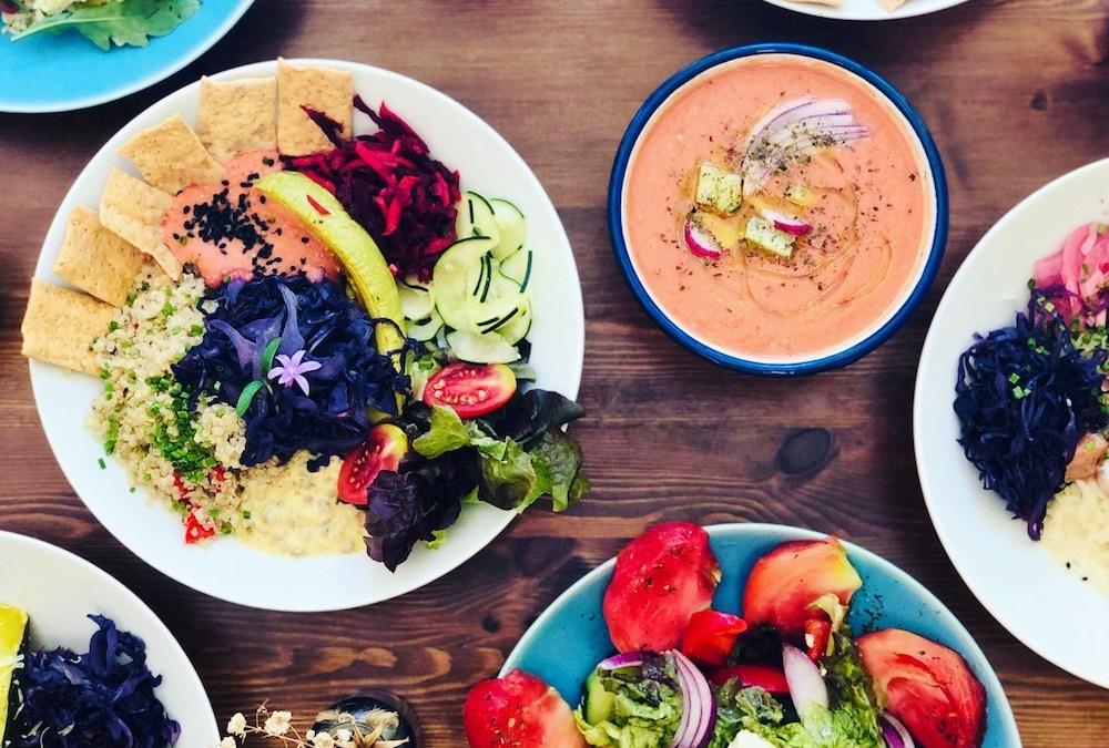Flow Food, mucho más que comida vegetariana en Gijón