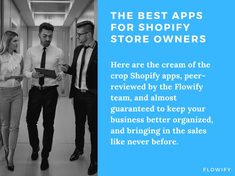 Best Shopify Apps Flowify