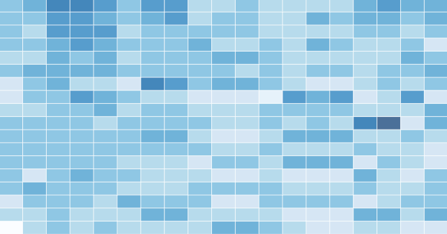 How to Make a Heatmap – a Quick and Easy Solution | FlowingData