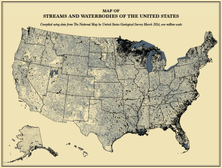 Streams and Waterbodies
