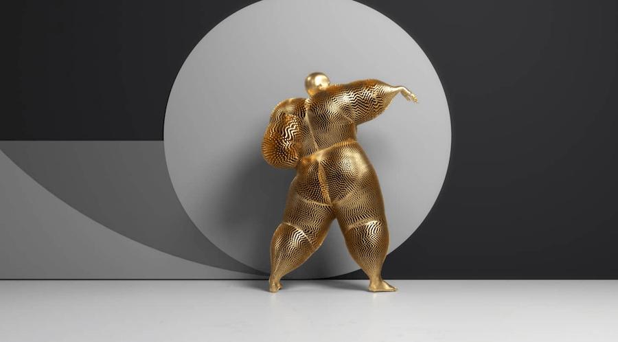 Motion capture dance   FlowingData