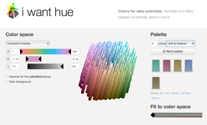 Generate color palettes automatically | FlowingData