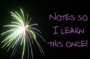 Fireworks by Jason O'Halloran via Flickr