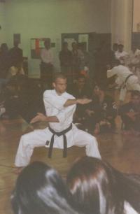Black Belt tournament c. 1996
