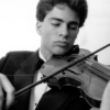 Image of Anthony Playing Violin