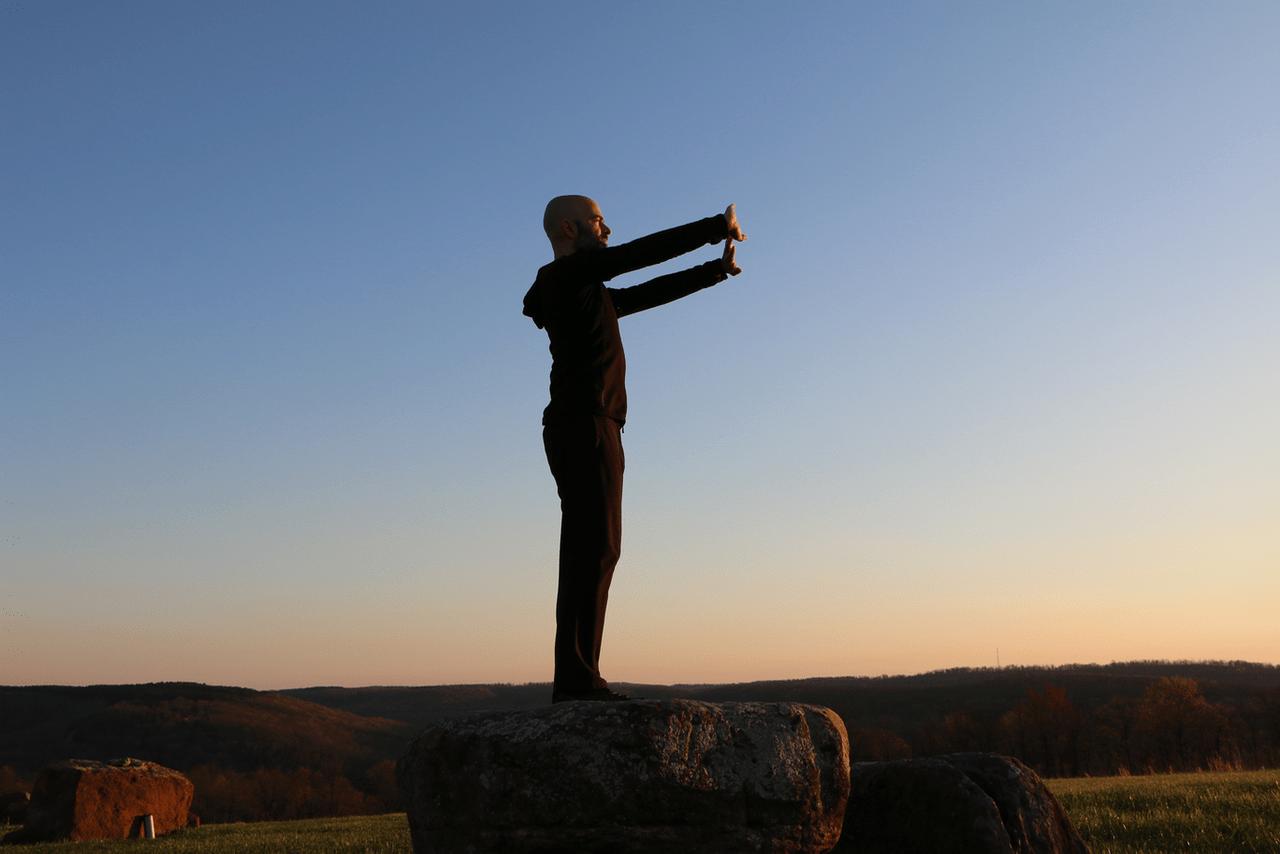 Lifting The Sky Step 3b