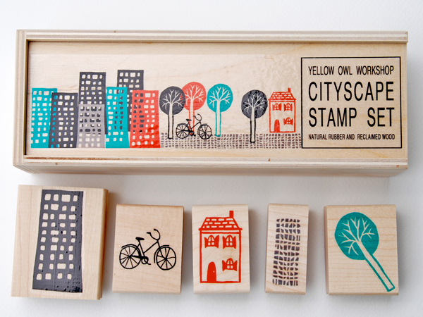 city stamps