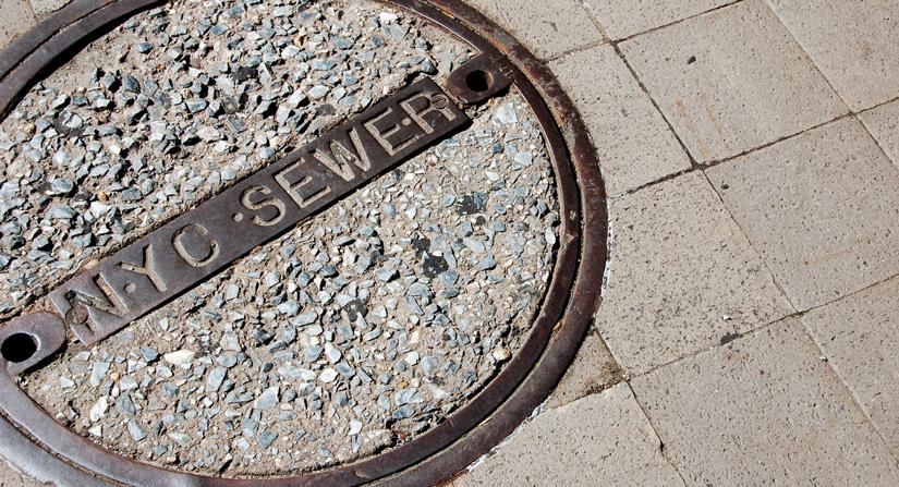 nyc sewer
