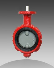 series 70W oil field and marine resilient seated butterfly valve
