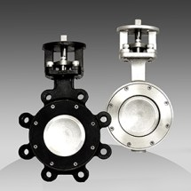 series 76/77 high performance butterfly valve