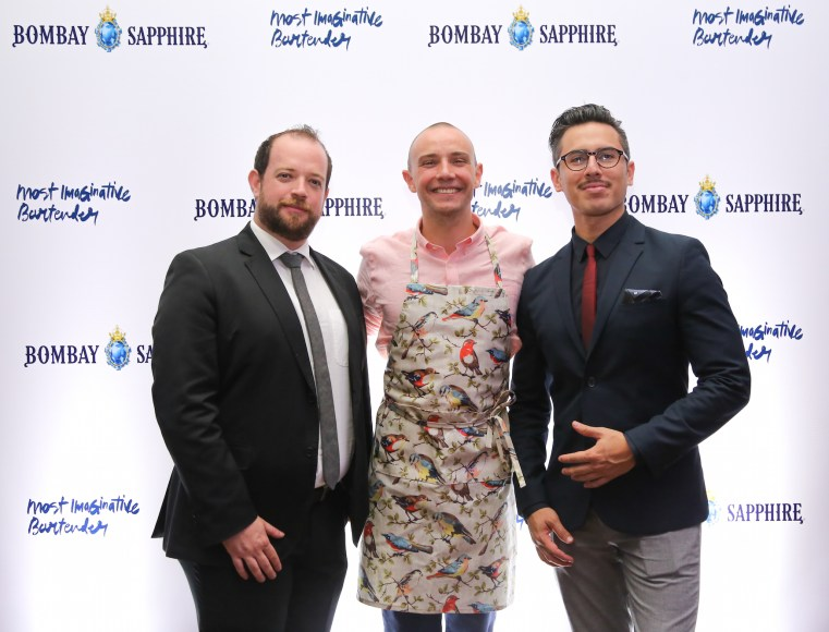 1. Humberto Cantú, Remy Savage y Ricardo Nava