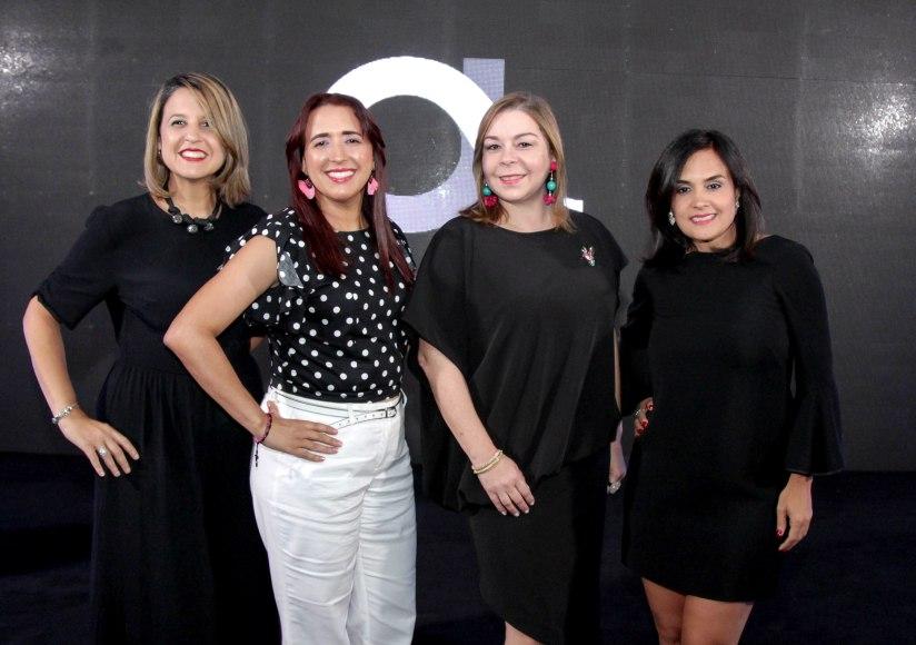 2 Giselle Caputo, Delis Capellan , Tammy Reynoso y Liza Arzeno