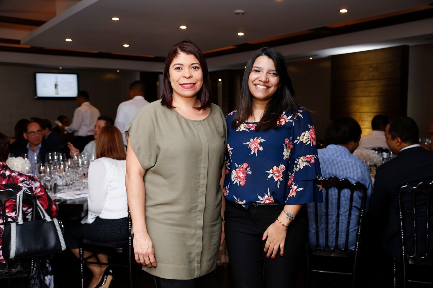 Keren Cirineo y Laura Ruiz
