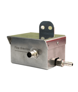 AIC 700 NEMO flow meter for vans and mobil homes recording CO2 emissions