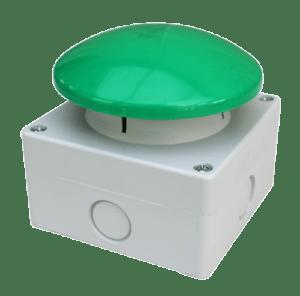 AIC Press Ride buzzer for instantaneous consumption data.