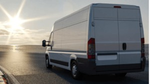Flowmeters for vans and other light weight cargo vehicles