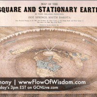 The Flat Earth Theory and The True Hebrews according to Scripture Hour 1