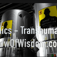 #2 Cryonics - Transhumanism (Scientist at Northwestern built a robot with menstrual cycle)