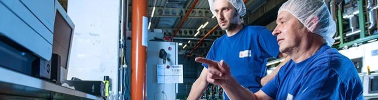 Flow Manufacturing, gestão de energia