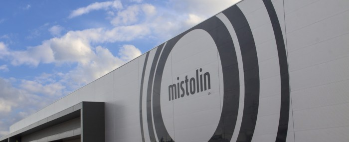 Mistolin: Upgrade da unidade industrial com o Flow