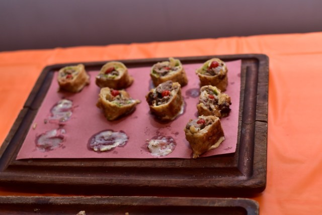 Philly Cheese Steak Eggrolls