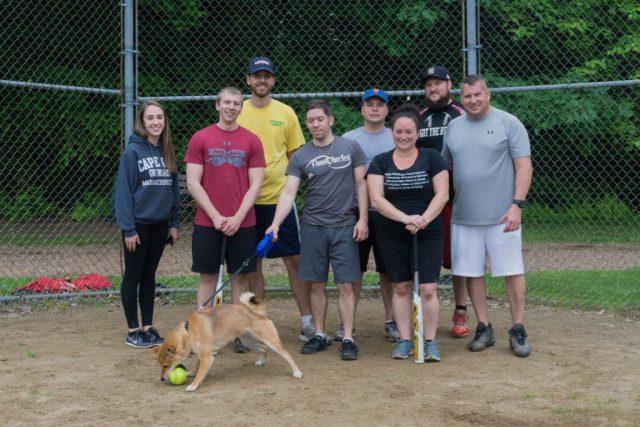 Flow Tech Softball Team