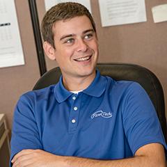 Evan Benoit, Flow Tech Inside Sales Engineer