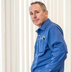 Joe Augeri, Flow Tech Sales Engineer