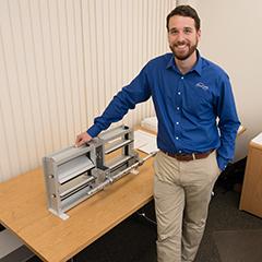 Mike Davis, Flow Tech Sales Engineer