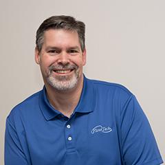 Tom Halgas, Flow Tech Field Service Tech
